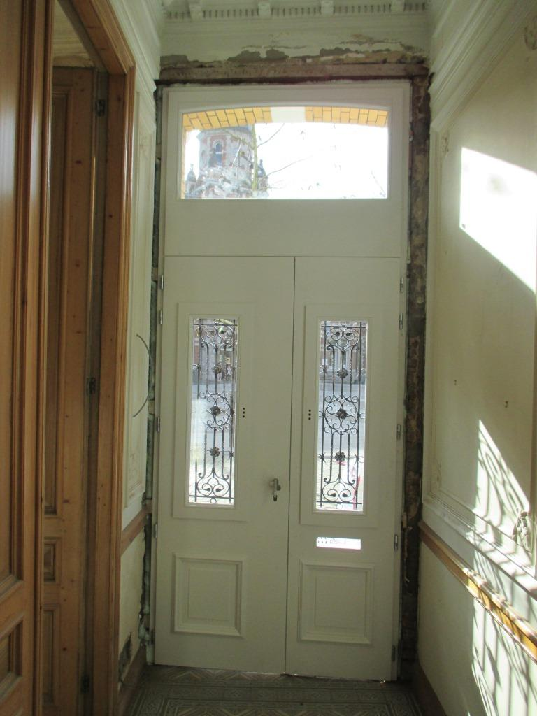 Nieuwe deur